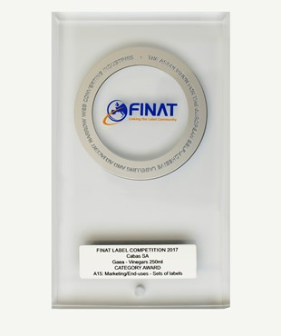 1ST PRIZE - FINAT COMPETITION 2017