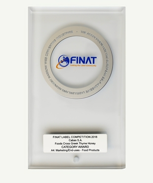 1ST PRIZE - FINAT COMPETITION 2018