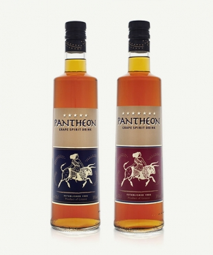 PANTHEON GRAPE SPIRIT DRINK
