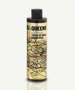 KINGS & QUEENS SHOWERGEL MIDAS